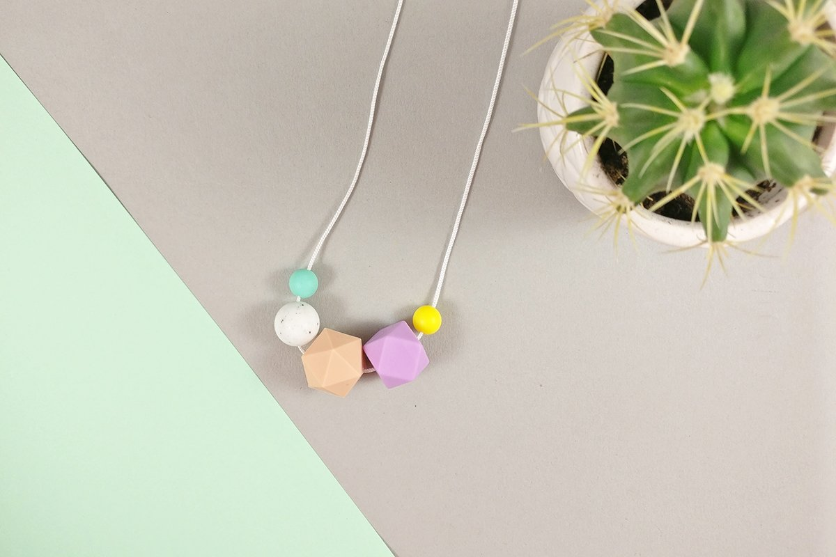 Kodes Accessories Teething Necklaces
